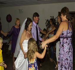 Evansville DJ Services Wedding Picture 1